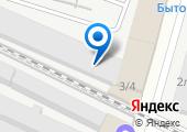 Рускартон на карте