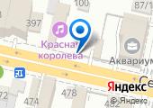 Бюстик на карте