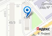 Краснодарский следственный отдел на транспорте на карте