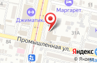Схема проезда до компании РИКАМ в Краснодаре