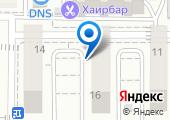 Новостройкин на карте