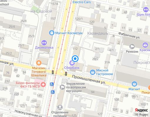 Управляющая компания «ГУК-Краснодар» на карте Краснодара