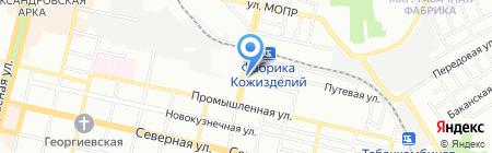 МДМ-Комплект на карте Краснодара