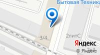 Компания Интерьерный Вопрос на карте