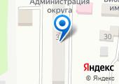 Администрация Березовского сельского округа г. Краснодара на карте