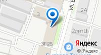Компания Элком на карте