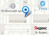 УКЭСК на карте