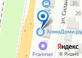 Прокопич на карте