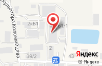 Схема проезда до компании Актуальный выбор в Краснодаре