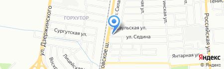 Первая Мониторинговая Компания на карте Краснодара