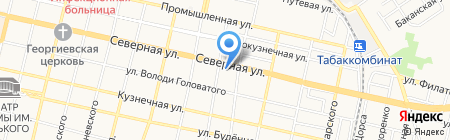 Девелопмент-Юг на карте Краснодара