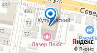 Компания Департамент информатизации и связи Краснодарского края на карте