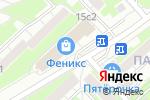 Схема проезда до компании Wаурма в Орехово-Зуево
