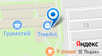 Компания Магазин антиквариата на карте
