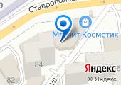 Сереброфф на карте