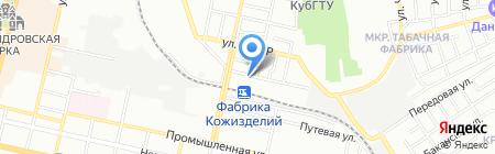 РостовЭлектроИнструмент на карте Краснодара
