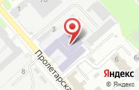Схема проезда до компании Радуга Плюс в Орехово-Зуево