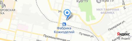 МеталлПромСервис на карте Краснодара