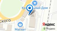 Компания АвтоХата24 на карте