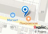 Апартаменты на Покровском на карте