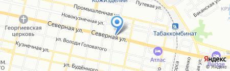 Computer City на карте Краснодара