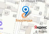 СКВИД на карте