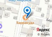 АГАТТ на карте