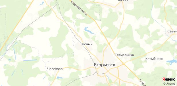 Гавриловская на карте