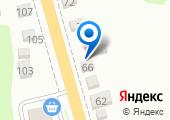 Магазин кондитерских изделий на Широкой (Новотитаровская) на карте
