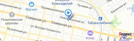 Счастливое детство на карте Краснодара