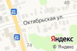 Схема проезда до компании Гостевой дом в Новотитаровской