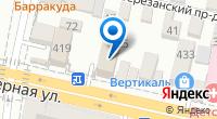 Компания *техосмотр* на карте