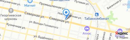 Банкомат Внешпромбанк на карте Краснодара