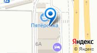 Компания Скрепка на карте