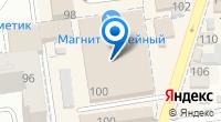 Компания Intellect мебель на карте