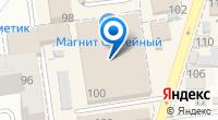 Компания Форвард Мобайл на карте