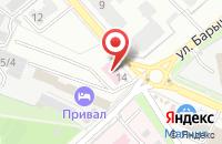 Схема проезда до компании Центр Аналитических Разработок и Коммуникативных Технологий «Политпром» в Орехово-Зуево