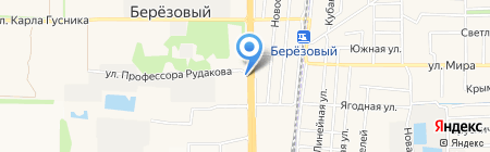 Mobile Lab Center на карте Краснодара