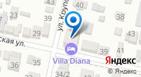 Компания Вилла Диана на карте