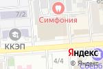 Схема проезда до компании INDEX в Краснодаре