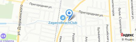 Мир насосов на карте Краснодара