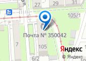 Почтовое отделение №42 на карте