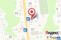 Схема проезда до компании Магазин мясной продукции на Широкой (Новотитаровская) в Новотитаровской
