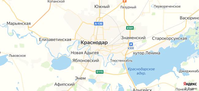 90 автобус в Краснодаре