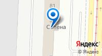 Компания Селена на карте