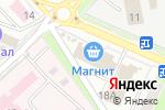 Схема проезда до компании Киоск фастфудной продукции в Орехово-Зуево