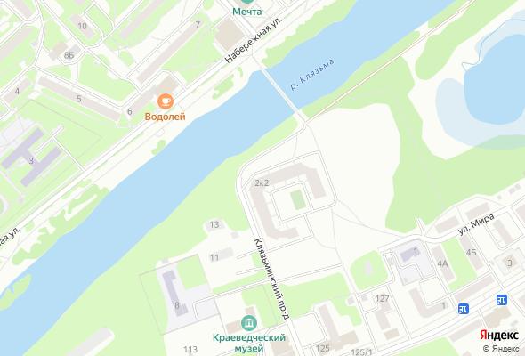 жилой комплекс на Набережной
