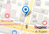Рунэт Краснодар на карте