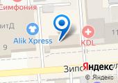 Specoda.ru на карте