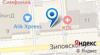 Компания юридическая компания гарант права на карте